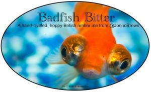 Badfish Label