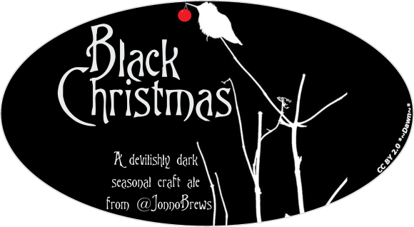 Black Christmas 1 (Reverse)